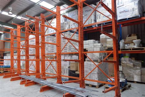 Cantilever Racking Second by Cantilever Racks 2