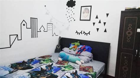 desain kamar laki laki sederhana 40 desain kamar tidur sederhana tapi unik keren terbaru