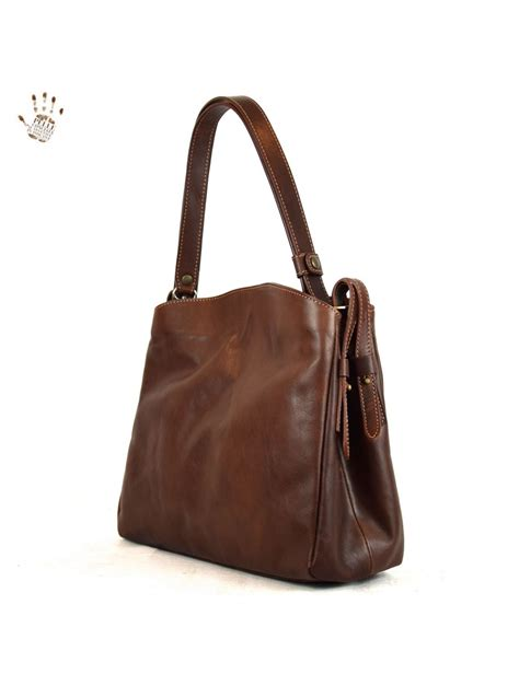 Genuine Leather genuine leather shoulder bag gea