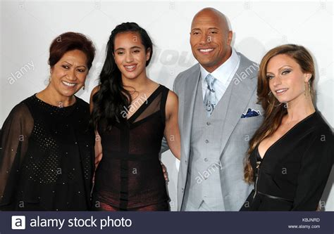 dwayne the rock johnson lauren hashian dwayne johnson and lauren hashian stock photos dwayne