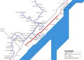 Light Rail Station Urbanrail Net Gt Europe Gt Russia Gt Volgograd Tram And