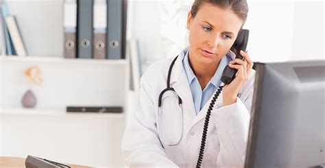 doctor the phone when should you call the doctor the breast care site