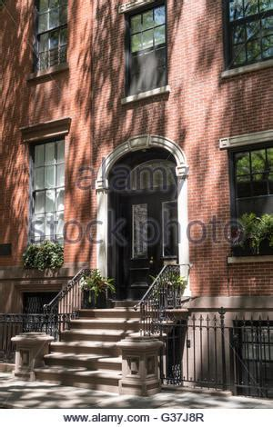 houses in brooklyn heights new york usa stock photo brooklyn new york elegant brick town houses with stoops