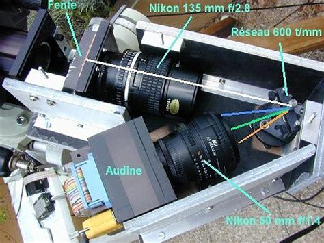 design a spectrograph