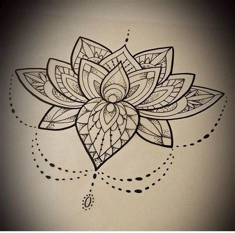 mandala tattoo template 17 best ideas about mandala flower tattoos on pinterest