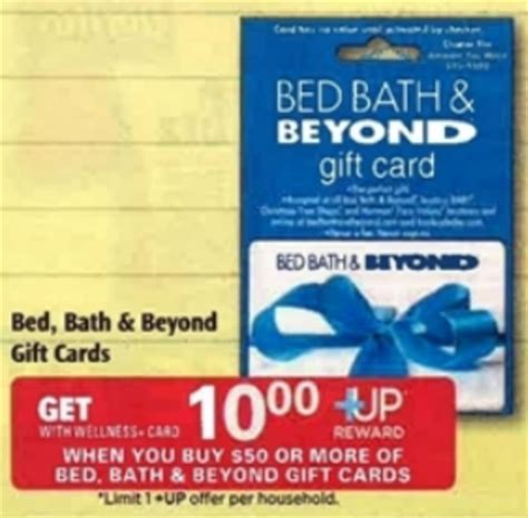 bed bath beyond gift card extreme couponing mommy 10 00 moneymaker bed bath
