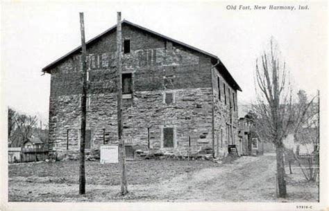 Posey House by Postcards From Posey County Indiana