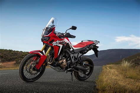 HONDA CRF1000L AFRICA TWIN (2015 on) Review   MCN