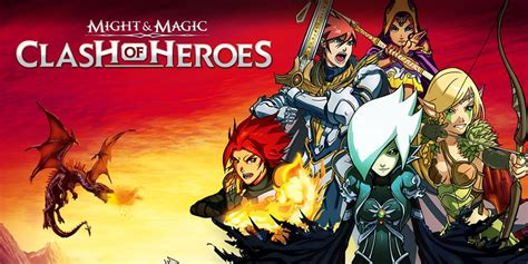 Of And Magic might and magic clash of heroes nintendo ds