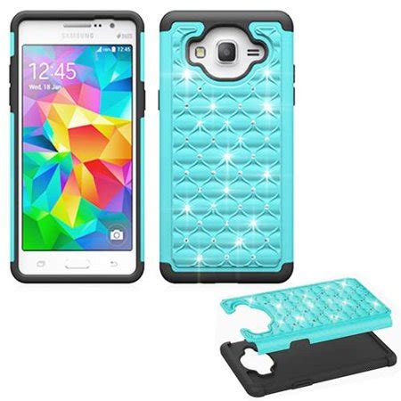 phone case  walmart family mobile samsung galaxy   mobile dual layered crystal cover