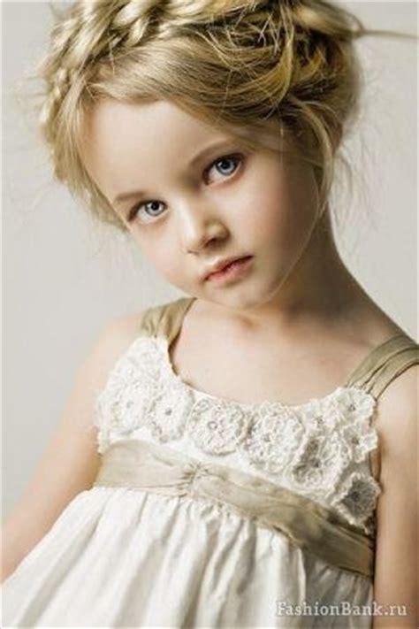 wedding hairstyles flower girl hair:) #2028073