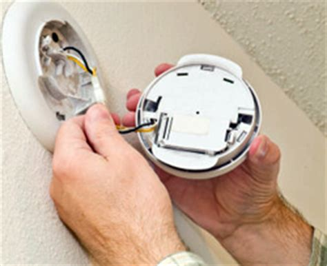install smoke detector electrical services inspections electrical repairs