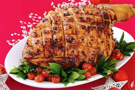 best christmas ham baked christmas ham recipe dishmaps