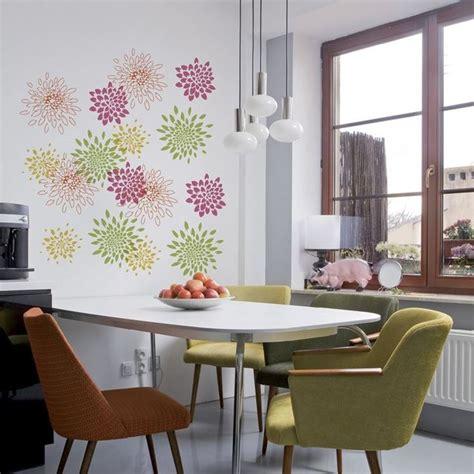 stencil pareti da letto stencil per pareti pareti e muri realizzate stencil su