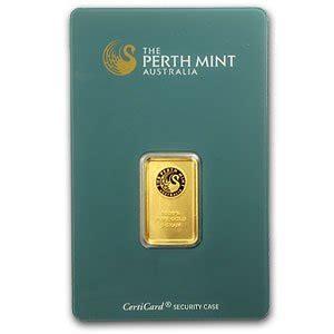 card supplies perth 9999 gold bar perth mint 5 grams in assay card