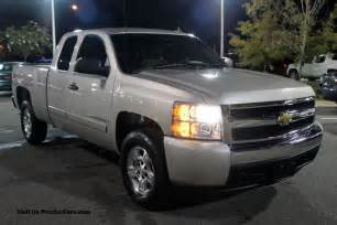 Used Chevrolet Trucks Used 2008 Chevrolet Chevy Silverado 1500 Truck For Sale In