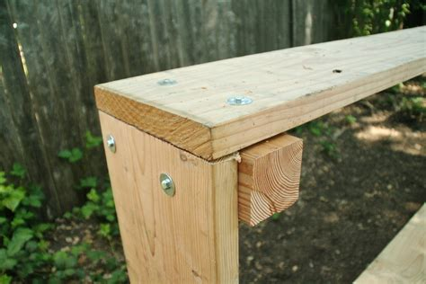 how to build a wooden raised bed planter box dear