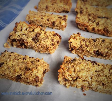 protein granola bars high protein chewy granola bars inside s kitchen