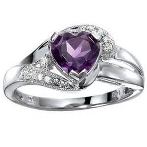 purple wedding rings purple wedding ring future wedding ideas