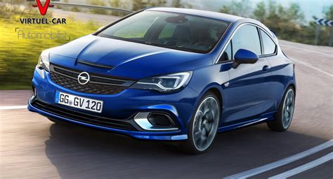 Opel Insignia Gsi Tieferlegung by 2016 Opel Astra K Opc Rendered With Corsa Components