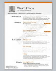 Free Template Builder by Free Creative Resume Templates 2015 Resume Template