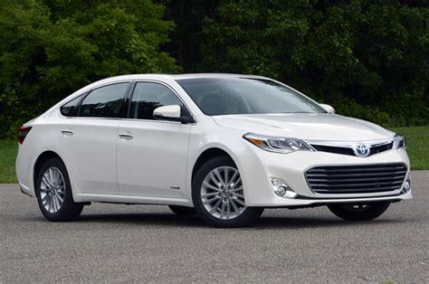 2015 Toyota Avalon Hybrid 2015 Toyota Avalon Hybrid Review Price Specs
