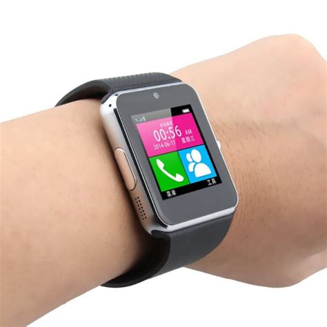 iview smart bluetooth phone watch iwatch gt08 2 0m digital bluetooth smartwatch game hypermart