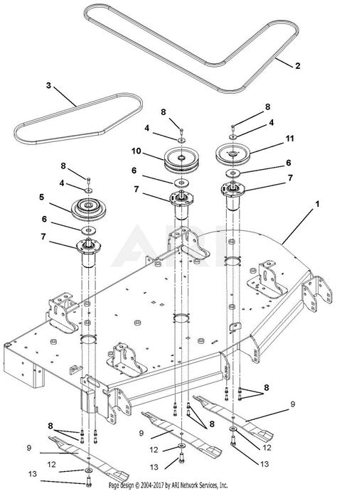 gravely    pro turn  parts