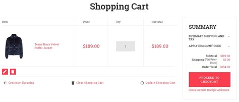 magento shopping cart template templatemonster s clothes magento 2 theme firebear