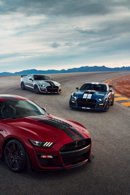 How Much Is The 2020 Ford Mustang Shelby Gt500 by Photos The 2020 Mustang Shelby Gt500 Is Just So Bonkers