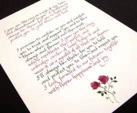 weddingspies how to write wedding vows how to write