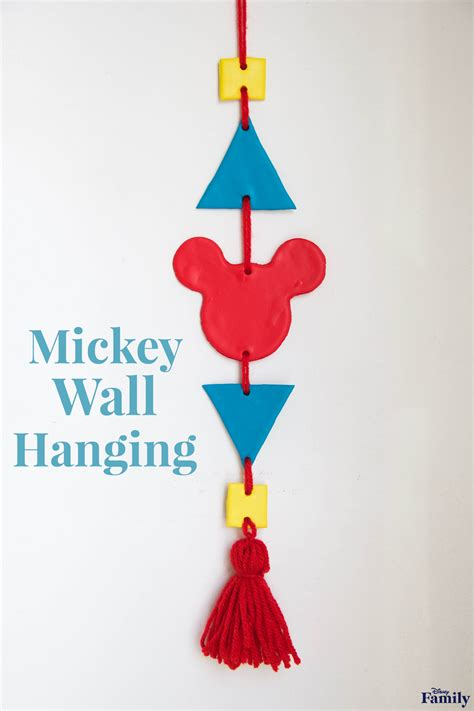 Disney Mickey Wall mickey wall hanging disney family