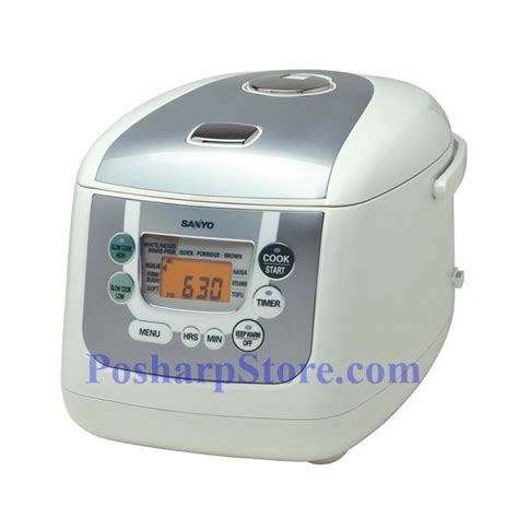 Rice Cooker Sanyo picture of sanyo ecj hc100s 10 cup micom rice cooker