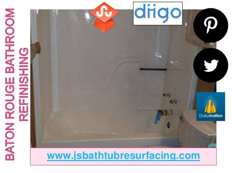 bathtub refinishing baton rouge baton rouge bathroom refinishing