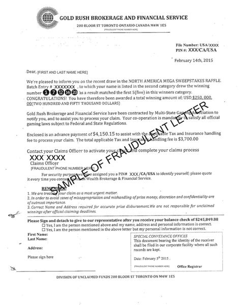 Report Letter Scams Orlando Federal Credit Union