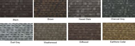 iko shingle colors building options and colors pleasant run structures
