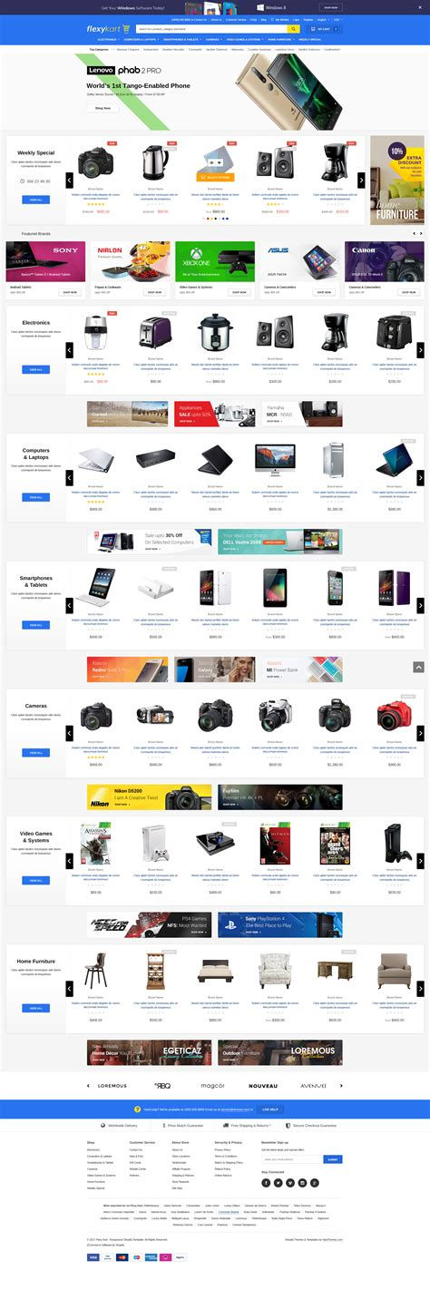 Big Commerce Templates by Fresh Bigcommerce Templates Business Template
