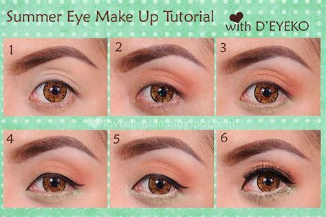 tutorial alis dan eyeshadow d eyeko treasure three in one true glue review summer