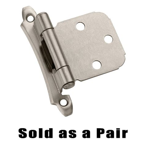 closing cabinet hinges amerock decorative cabinet and bath hardware bp7929g10