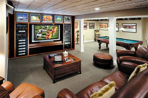 delightful game room ideas   men dream