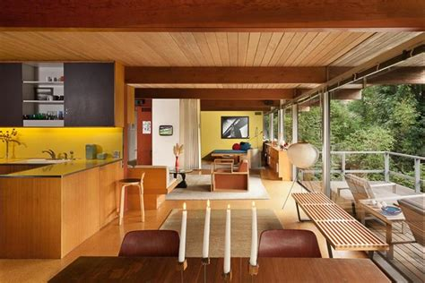 small mid century modern homes gallery a small mid century modern house in hollywood