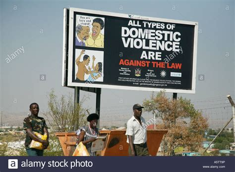 domestic violence billboard dares people not to look away painet jj1721 namibia billboard warning domestic violence