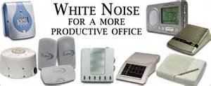 white noise machines the end of office gossip speech