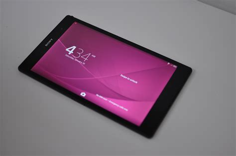 Sony Xperia Tablet Compact sony xperia tablet z3 compact el androide libre
