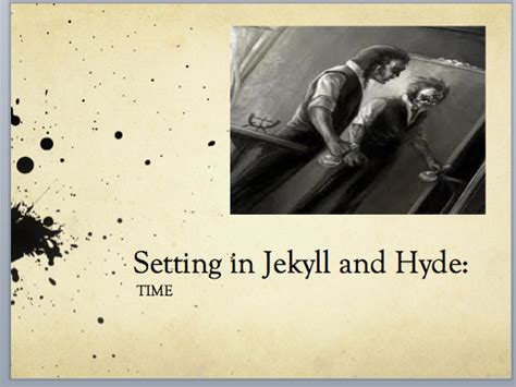 common themes in jekyll and hyde writing an article by cfcr teaching resources tes