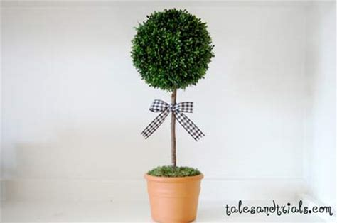how to topiary home dzine craft ideas how to make a topiary