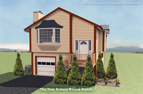 raised home plans raised ranch house plans raised ranch style homes