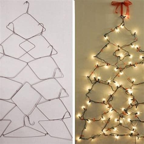 decoracion perchas ideas caseras decoracion navidad perchas ideas diy