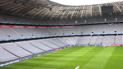 allianz arena innen allianz arena high tech stadium with stunning