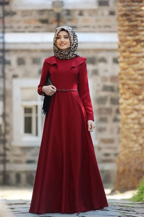 Omera Plain Flare Muslim Dress 669 best images about dresses on